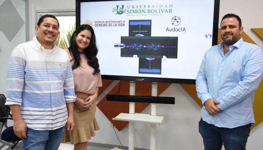 Unisimón obtiene patente con 'Rally', sistema de detección en vivo de partículas en el aire